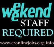 Staff Required to Start 2day / Good pay.