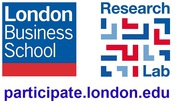 London Business School Research Lab - Earn £10 in under an hour partic
